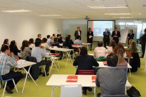 IV Curso Advance - Santander 1